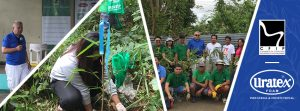 Uratex for Business Proudly Sponsored the 2nd CFIP Tree Planting Drive