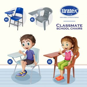 Get the Best Online School Chair Essential with Uratex Classmate Chair