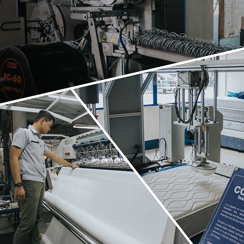 The Quality and Innovation Behind Every Uratex Mattress