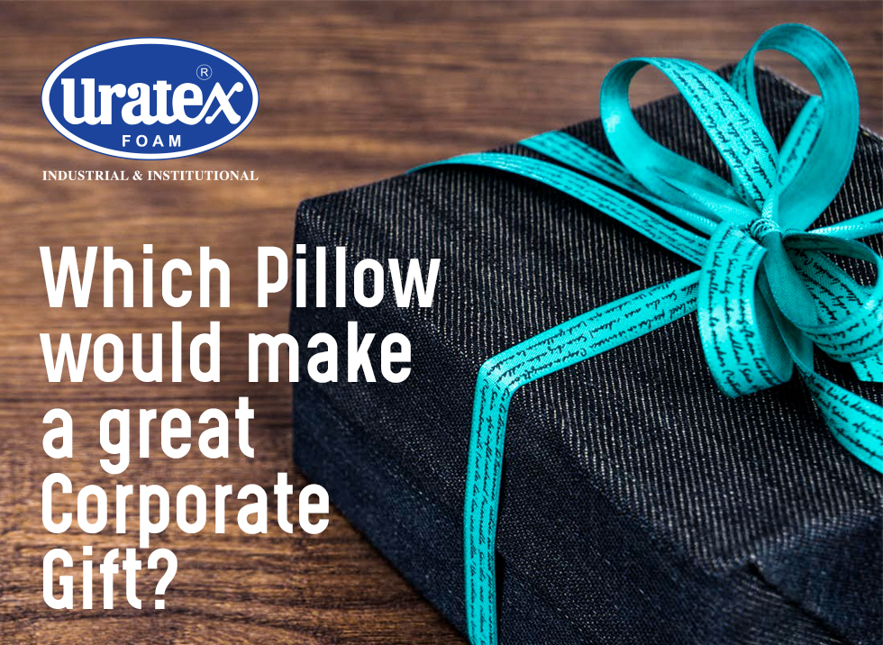 Which Pillow Would Make a Great Corporate Gift?