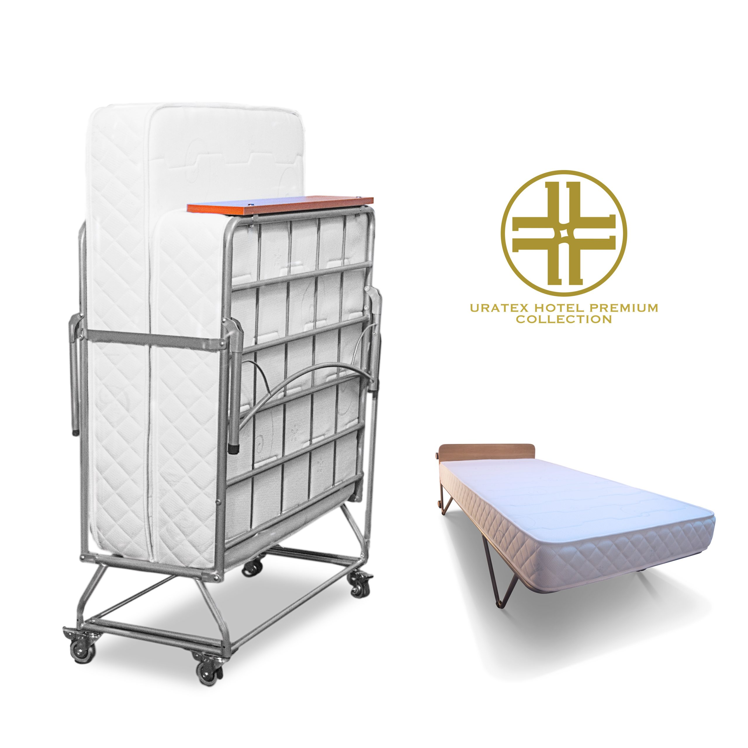The Uratex Rollflex Roll-Away Bed, Your Easy Solution for Extra Bed Needs